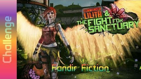 Fandir Fiction | Borderlands Wiki | FANDOM powered by Wikia