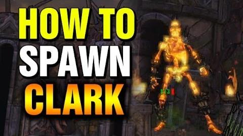 How to Spawn Clark the Combusted CryptKeeper - Borderlands 2-0