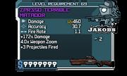 ZPR350 Terrible Matador