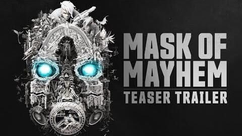 Borderlands Teaser Trailer - Маска Хаоса
