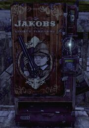 Jakobs Vending Machine