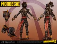 BL3 Cosplay Guide Mordecai3