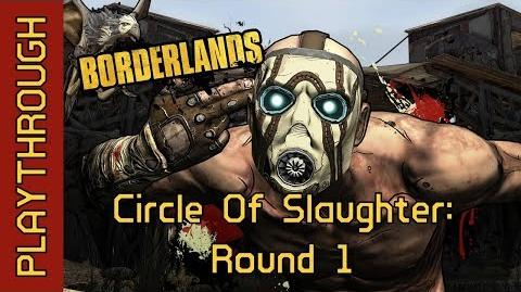 Circle Of Slaughter Round 1