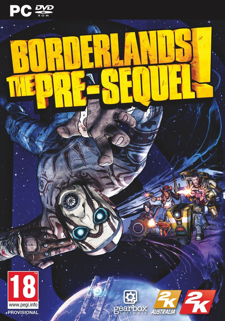 Borderlands: The Pre-Sequel | Borderlands Wiki | FANDOM ... Borderlands Pre Sequel