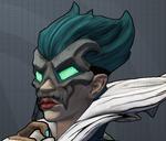 Death masque