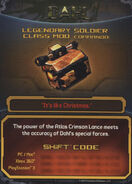Dplc card19 soldier