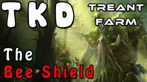 Borderlands 2 - How to Farm The Bee Shield Fast (Treants in DLC)
