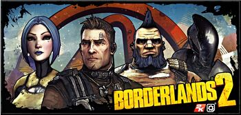 Borderlands 2 Splashscreen