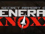 L'Armurerie Secrète du Général Knoxx
