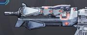 Assault alien barrel