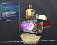 BorderlandsPreSequel усиливающий щит (26) фиолет