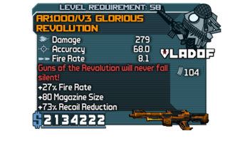 V3 Glorious Revolution