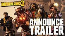 Borderlands 3 Трейлер официального анонса