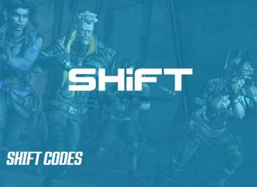 Шифт код