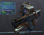 -Зел- двухразовый пистолет ур.7