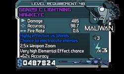 GGN29 C Lightning Hawkeye