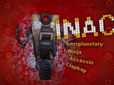 Межпланетный ниндзя-убийца Железяка