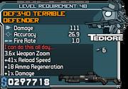 Def430 terrible defender 48