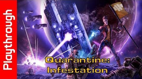Quarantine Infestation