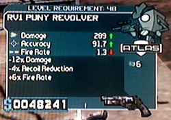 RV1 Puny Revolver