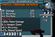 TMP2.G Crimson Reaper OBYC