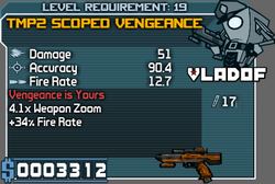 TMP2 Scoped Vengeance