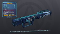 Kaneda's Laser 70SS Orange Explosive
