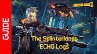 The Splinterlands ECHO Recordings