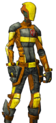 BL2-Zer0-Skin-Special Edition-Fired Up