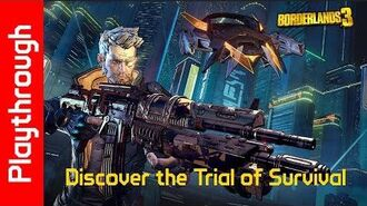 Discover the Trial of Survival