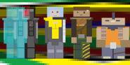 Pixel Borderlands