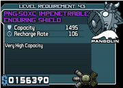 43 PNG-50XC IMPENETRABLE ENDURING SHIELD