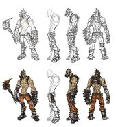 Borderlands 2 Krieg Badass Psycho Mutant HD Wallpaper ...