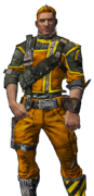 BL2-Axton-Skin-Special Edition-Fired Up