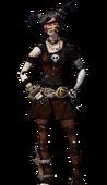 Gaige-skin-bandit war paint