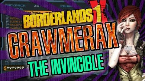Borderlands Flashback Crawmerax the Invincible