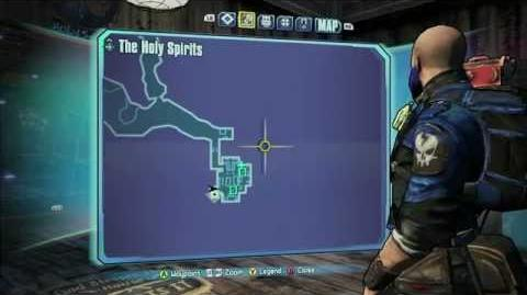 Borderlands 2 The Holy Spirits Cult Of The Vault Symbol Challenge Location