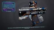 Без стихии фио двухразовый пистолет (65)