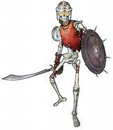 Skellymanwarrior