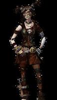 Gaige-skin-bandit blood and rust