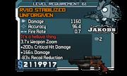 RV10 Stabilized Unforgiven