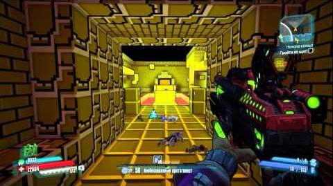 Borderlands The Pre-Sequel тайна секретной комнаты-0