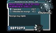 ANS2-50AWE Alacritous Skirmisher Shield