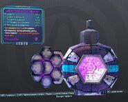BorderlandsPreSeque диагностический щит (26) от Тедиор фиолет