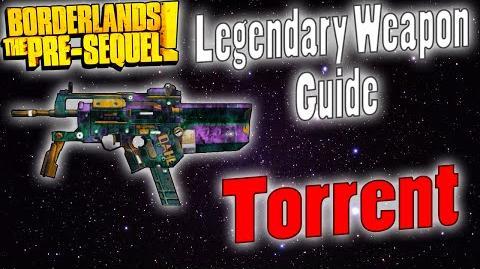 Borderlands The Pre-Sequel Torrent SMG Legendary Items Guide