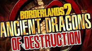 Borderlands 2 Ancient Dragons of Destruction Siren Solo UVHM