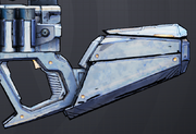 Shotgun hyperion stock