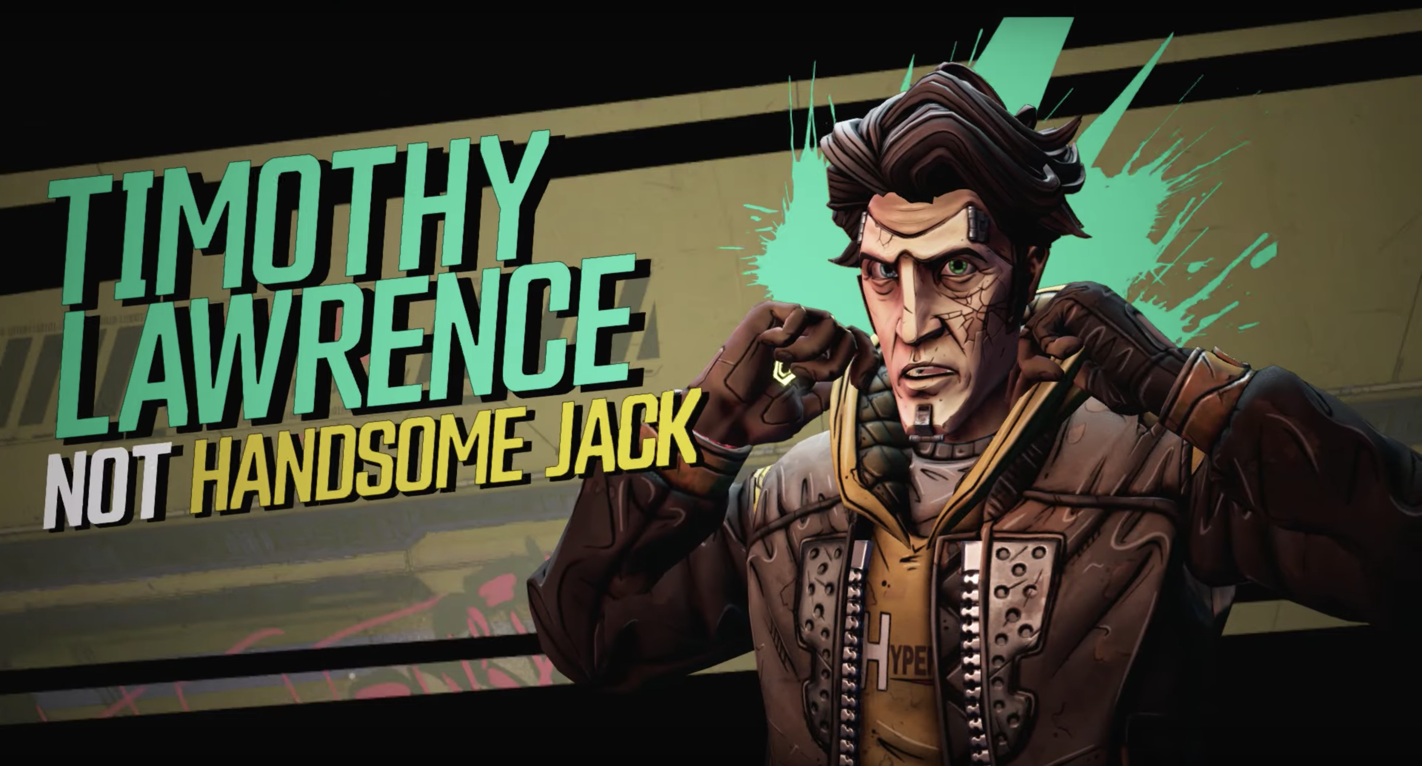 Jack | Borderlands Wiki | Fandom