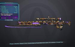 Cartel Sniper lvl 61