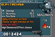 Firehawk 34